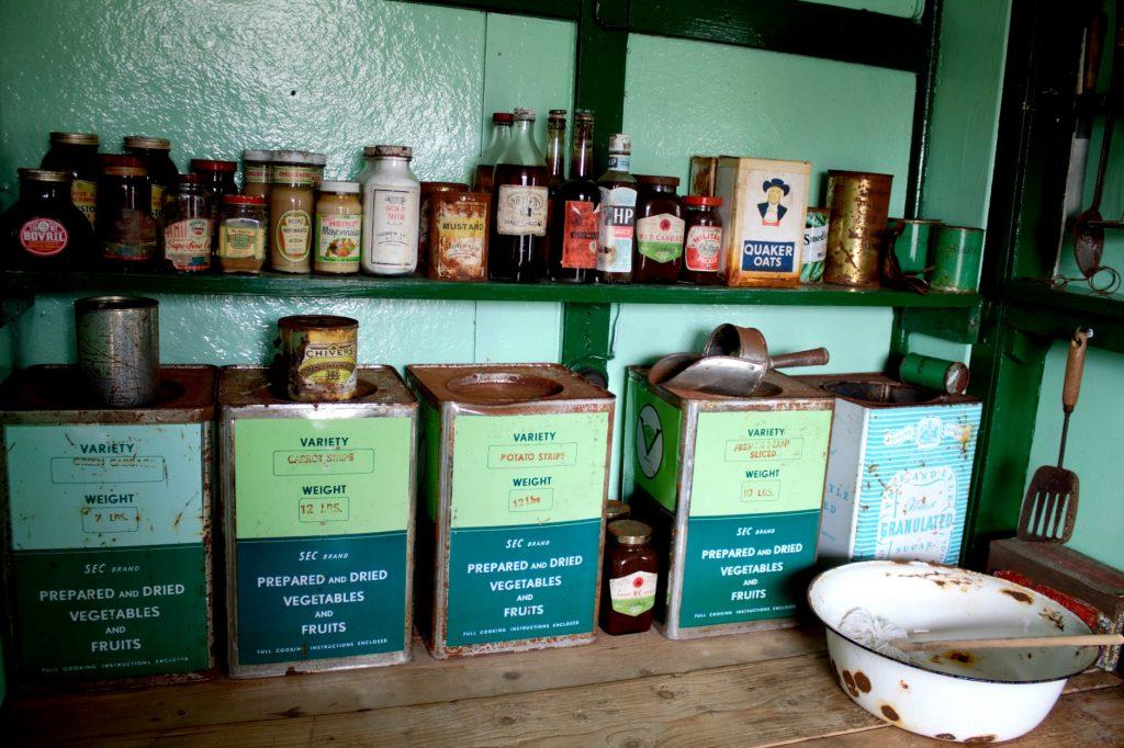 Kitchen Port Lockroy