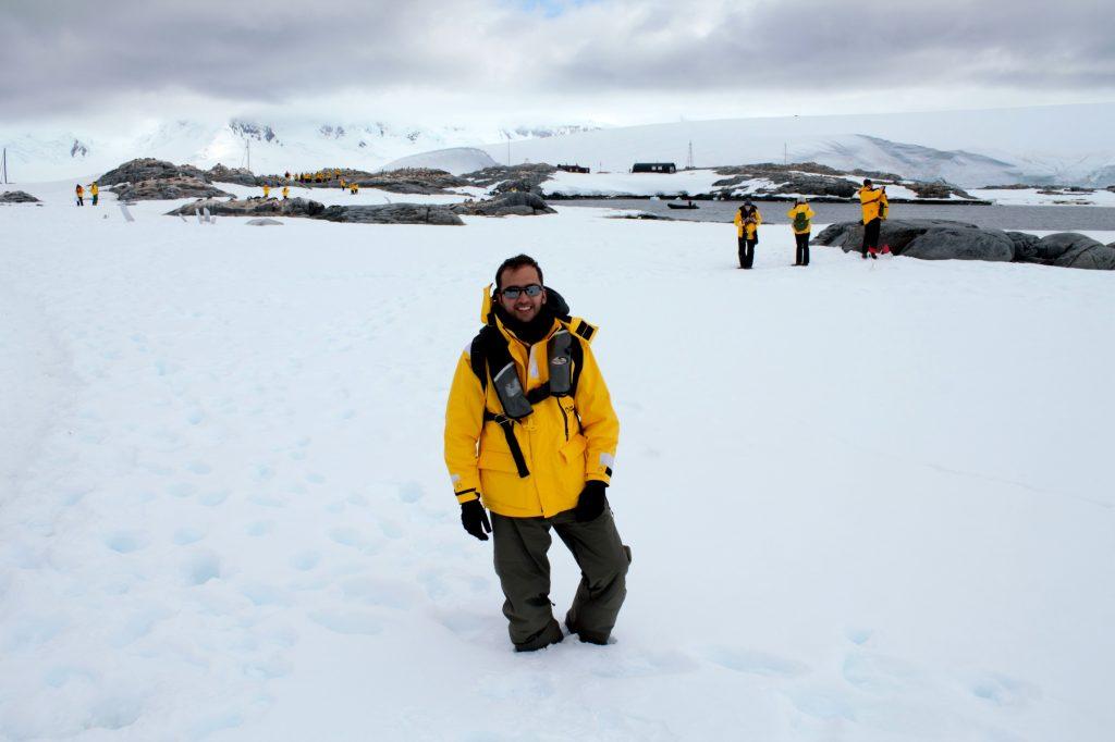 Jougla Pont in snow