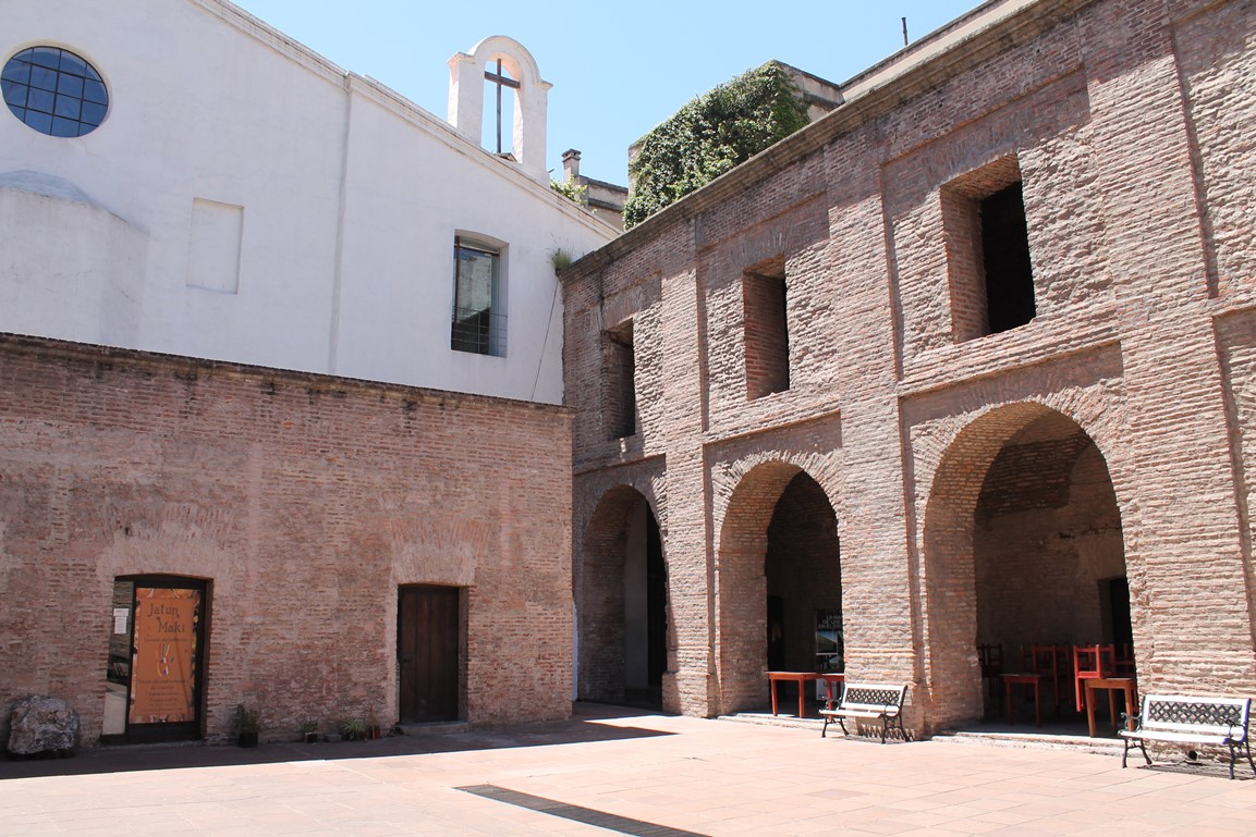 first church university in BA