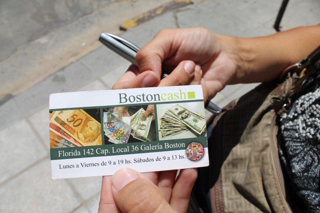 boston cash