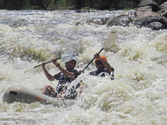 vaal white water river 2