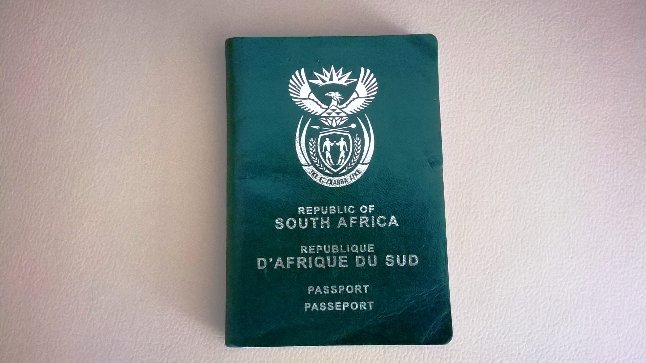 Where can your South African Passport take you to?
