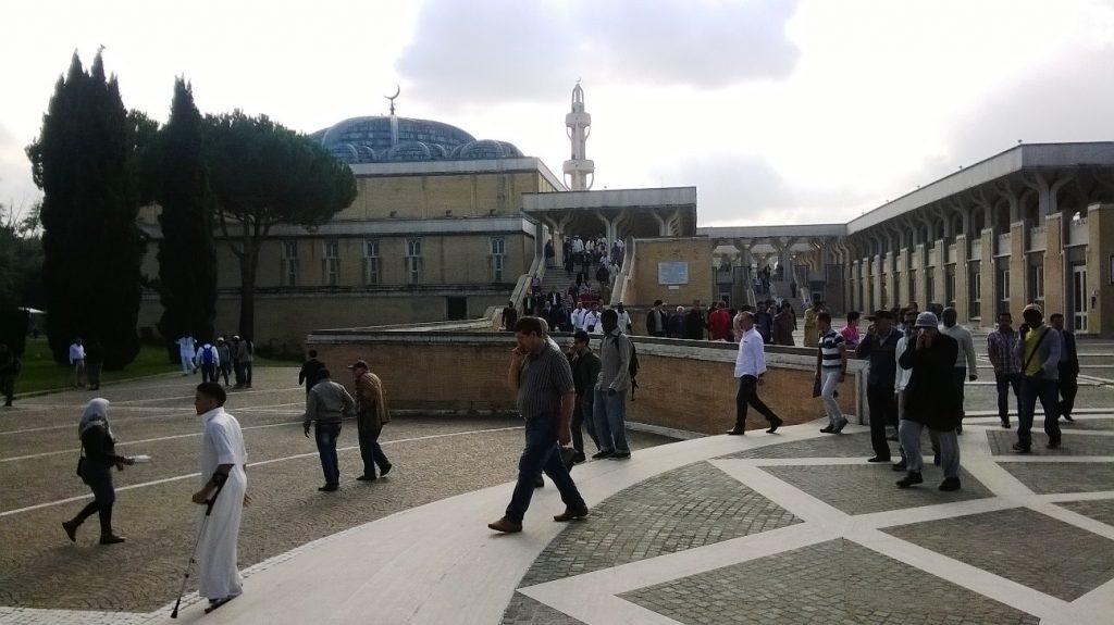 mosque rome