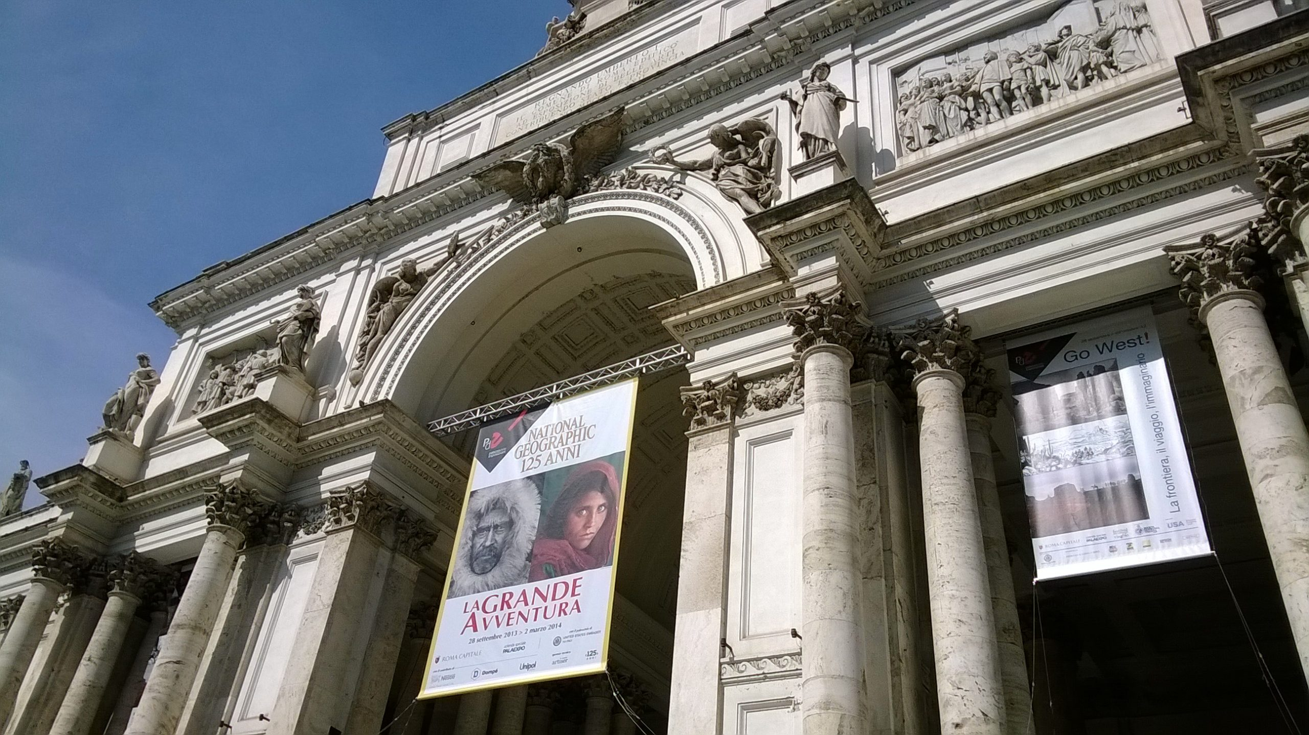 National Geographic, 125 Years, The Great Adventure – Exhibition in Rome