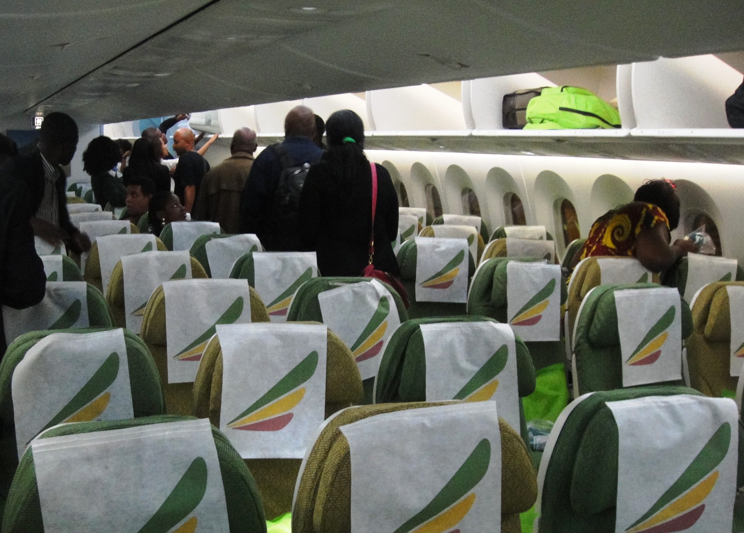 Ethiopian Airlines and Addis Ababa Airport – 1st Impressions