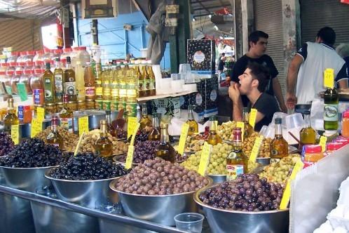 Shuk-carmel-market