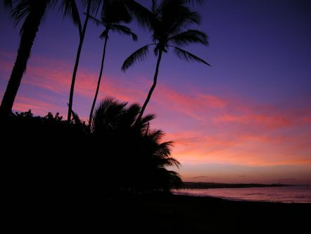 Waimea_sunset