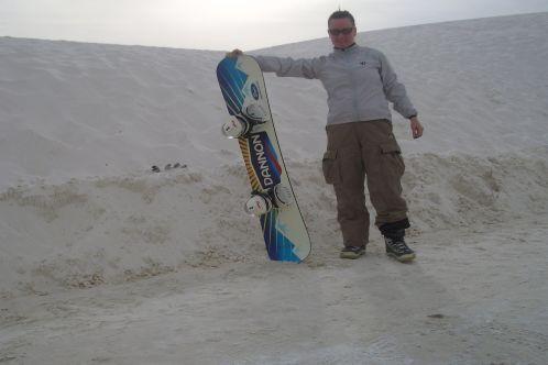 Whitesandstrazzler