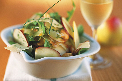 Avec-apple-salad