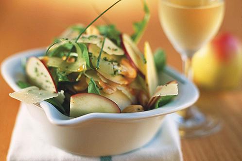 Avec-apple-salad