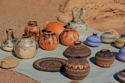 Pottery