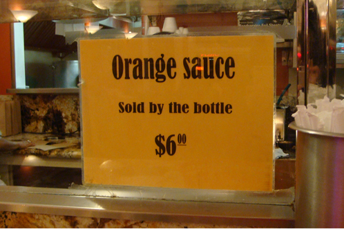 La_vic_orange_sauce