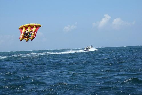 Tanjung Benoa  Beach in Indonesia
