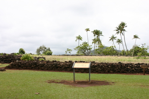 Heiau