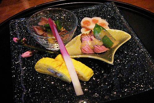 Zensai-appetizers