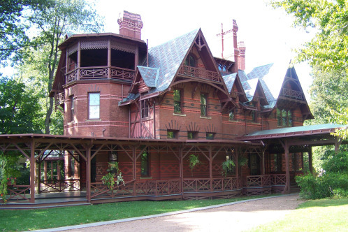 Mark Twain's house
