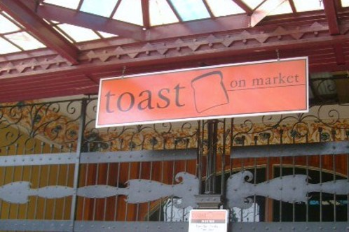 Toast On Market - Restaurant - 620 East Market Street, Louisville, KY, United States