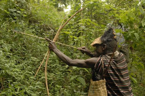 Uganda-batwa