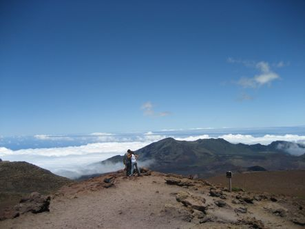 Haleakala_couple