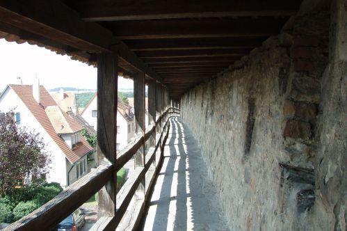 Rothenburg_ramparts