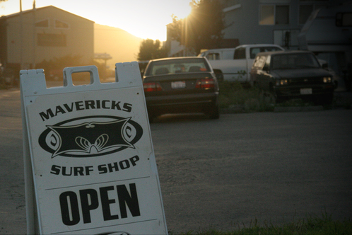 Mavericks_surfshop