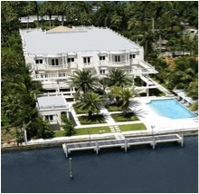 The largest homes in miami dade county for Biggest house in miami