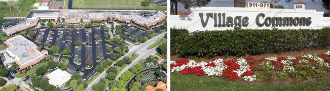 Leasing Village Commons West Palm Beach