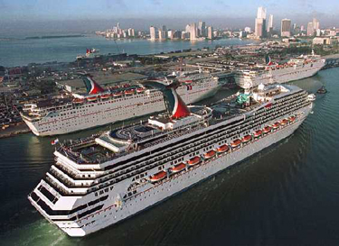 Port Of Miami Officials Mull Nine Figure Cruise Terminal