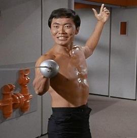 """Trek TV Episode 06 - TOS - Season 1 - """"The Naked Time"""""""