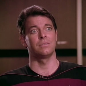 Trek TV Episode 101 - Star Trek: The Next Generation - S01E10 - Hide and Q