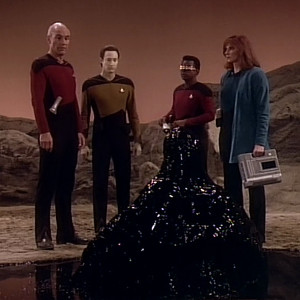 Trek TV Episode 115 - Star Trek: The Next Generation - S01E23 - Skin of Evil