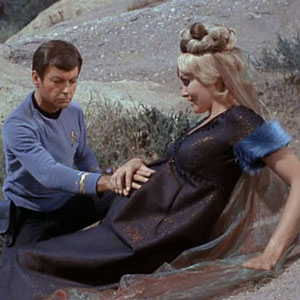 Trek TV Episode 32 - Friday\'s Child