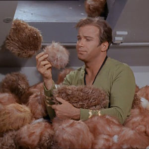 Trek TV Episode 42 - The Trouble with Tribbles