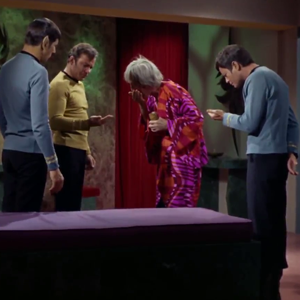 Trek TV Episode 65 - For the World is Hollow and I Have Touched the Sky