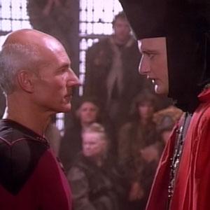 Trek TV Episode 92 - Star Trek: The Next Generation - S01E01,02 Encounter at Farpoint