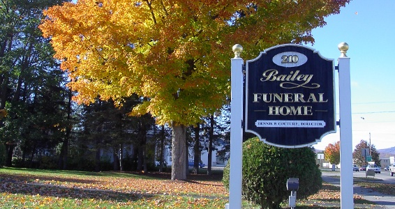 Bailey Funeral Home Lancaster