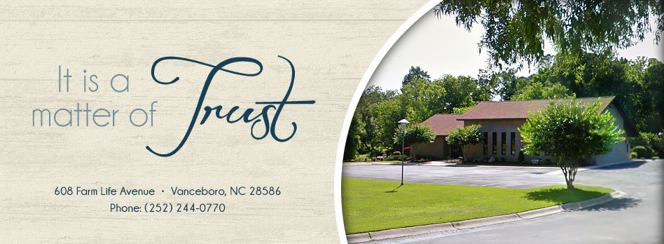 Wilkerson Funeral Home & Crematory • Greenville & Vanceboro, NC