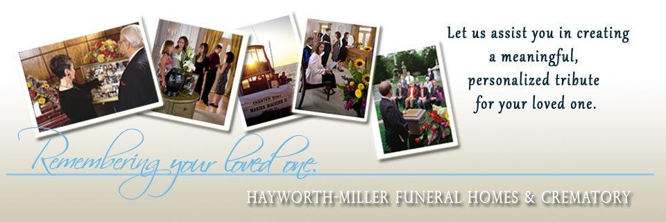 Hayworth-Miller Funeral Home   Winston-Salem, NC