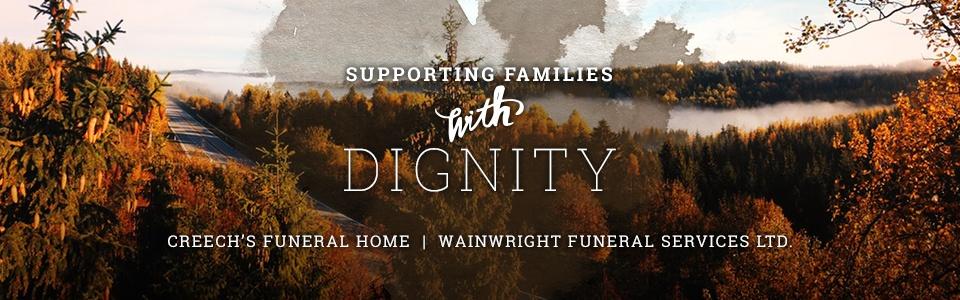 Creech S Funeral Home Wainwright Ab