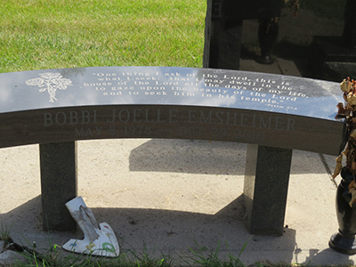 Bench Monument