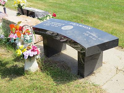 Bench Monument