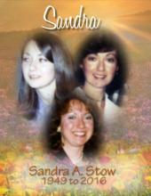 Sandra A. Stow
