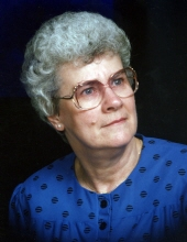 Betty Jean Cox Tedder