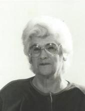 Geraldine Holder McDaniel