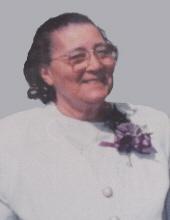 ALFREDA IRENE SMITH