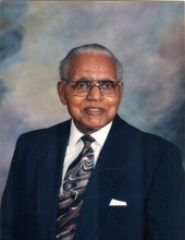 Reverend Latta A. Hall