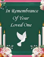 Annual Memorial Service