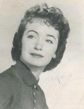 Shirley Gail Blue