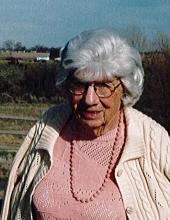 Wilma Myrtle Woodhall