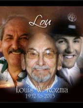 Louis W. Kozma